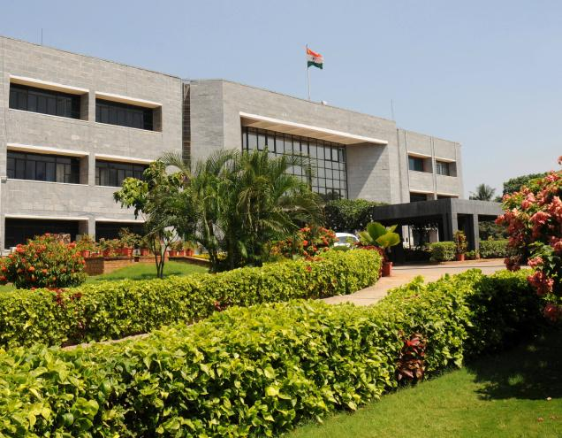 ISRO headquarter in Banglore