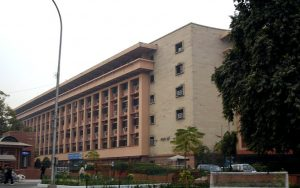 Indian Railways headquarters, Delhi